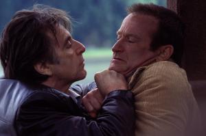 Al Pacino et Robin Williams dans Insomnia (2002) de Christopher Nolan