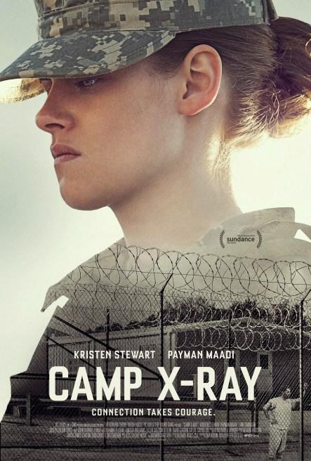 Camp Xray poster
