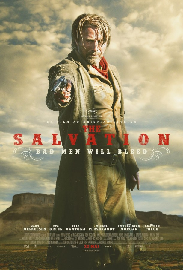 The salvation poster critique