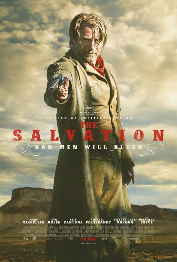 The salvation poster critique