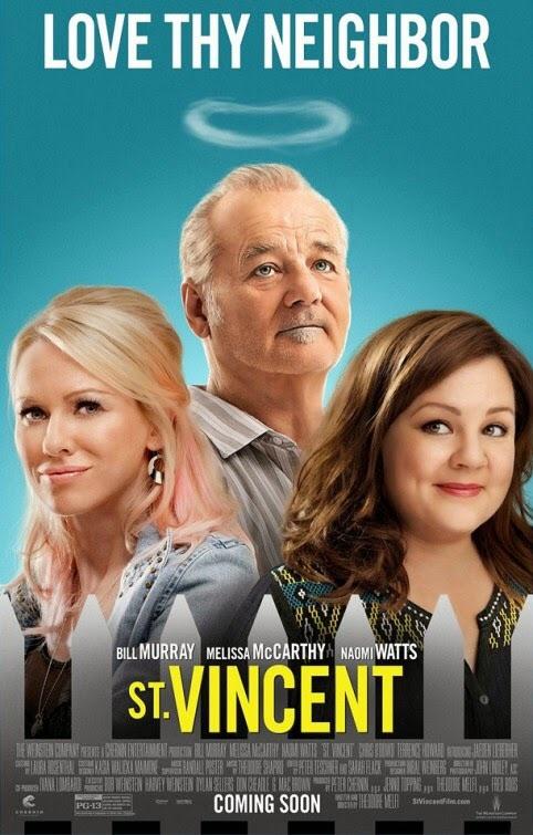 St.Vincent poster