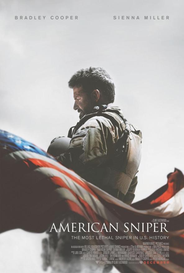 American Sniper poster US