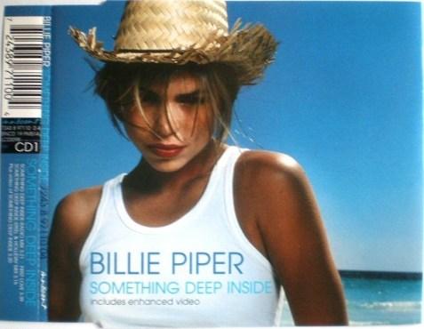 Billie Piper Something deep inside single2