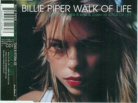 Billie Piper walk of life single1