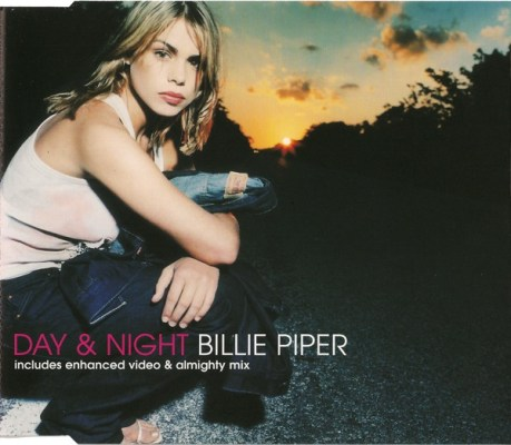 Billie piper Day and night single2