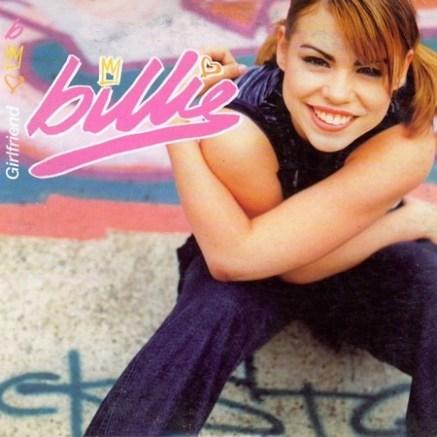 Billie piper Girlfriend single2