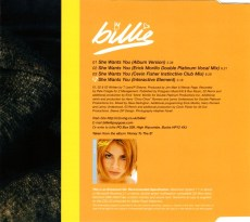 Billie piper She wants you single2