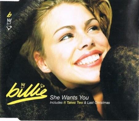 Billie piper She wants you single6
