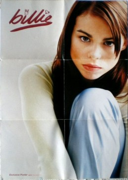 Billie piper honey to the bee single4