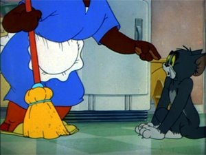 Mammy Two Shoes tom & jerry1