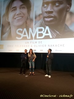Samba AVP12