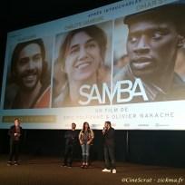 Samba AVP32