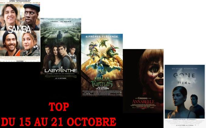 TOP 15 AU 21-10
