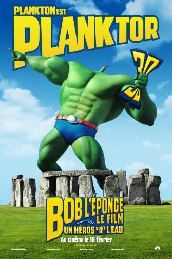 BOB L'EPONGE - Plankton
