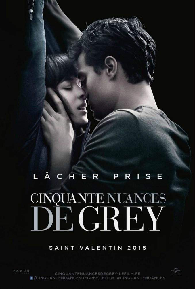 Cinquante Nuances de Grey poster