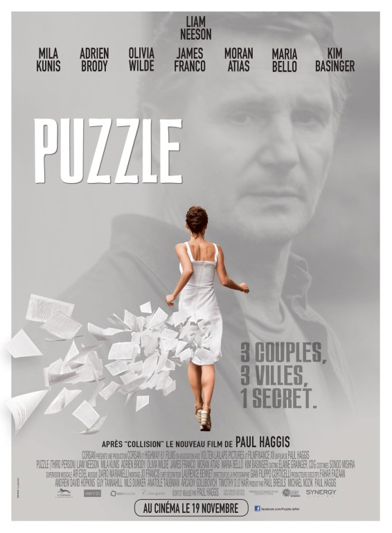 Puzzle affiche