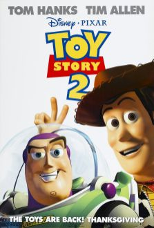 Toy story 2 poster