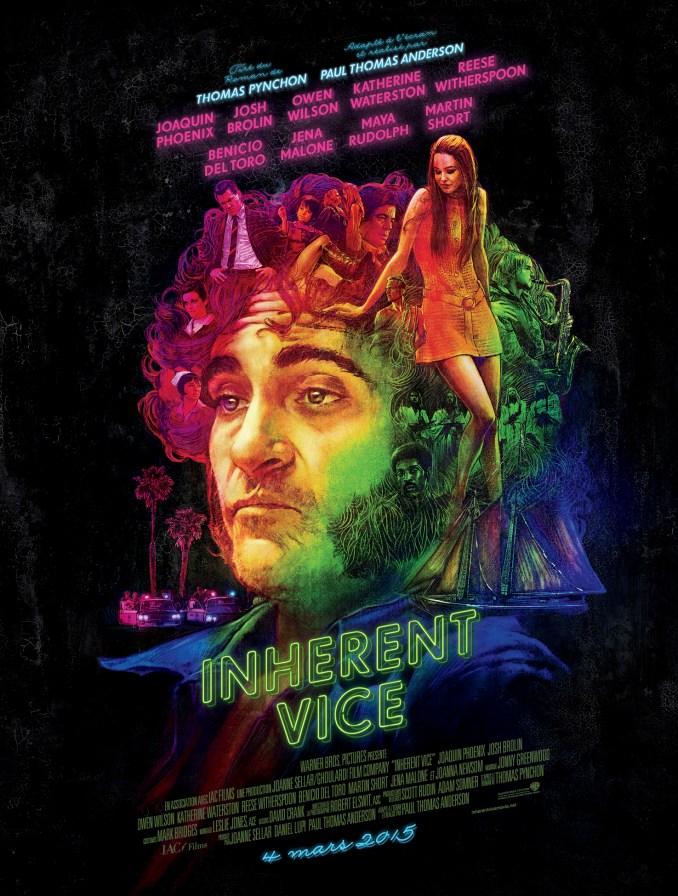 FR Affiche inherent Vice