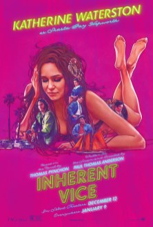Inherent Vice solo poster perso6