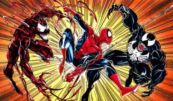 Sinister Six-Venom et Carnage