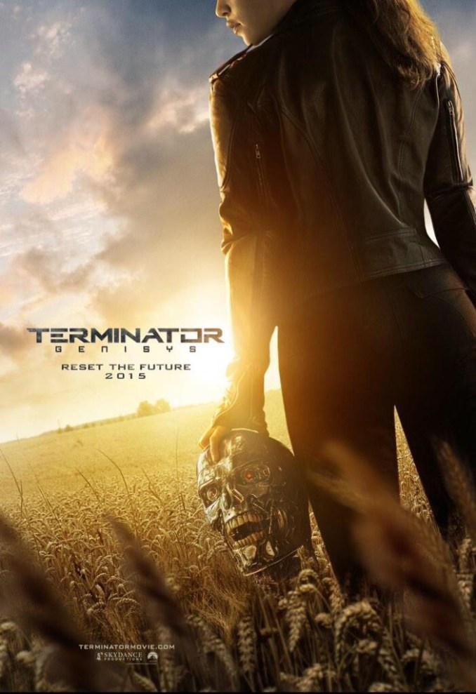 Terminator Genisys affiche US