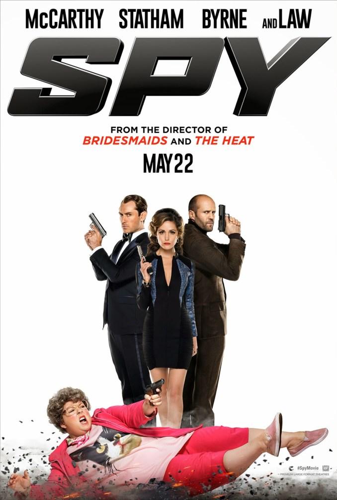 Spy poster US