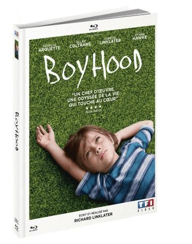 Boyhood bluray FR