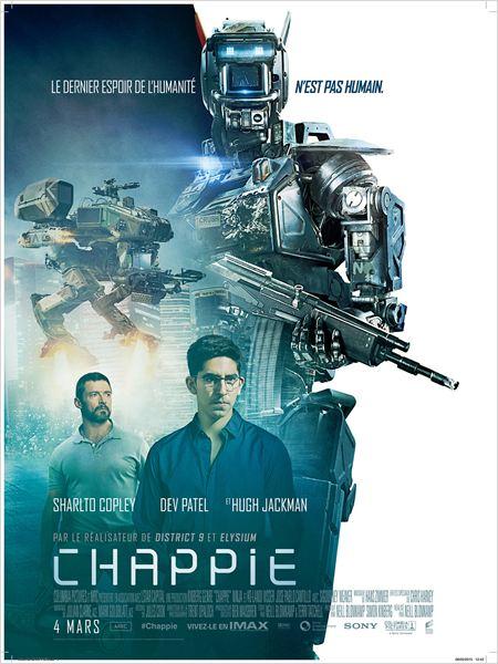 Chappie-Affiche