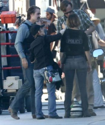 Colin Farrell et Rachel McAdams