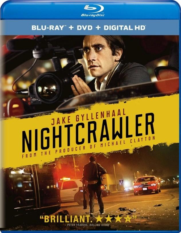 NightCrawler Bluray US