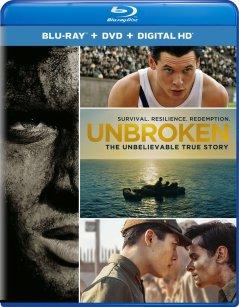 Unbroken Bluray US
