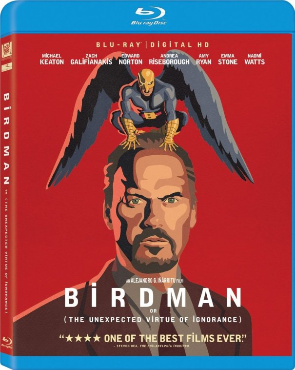 birdman Bluray US