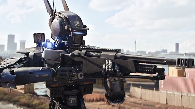 Chappie Critique 1