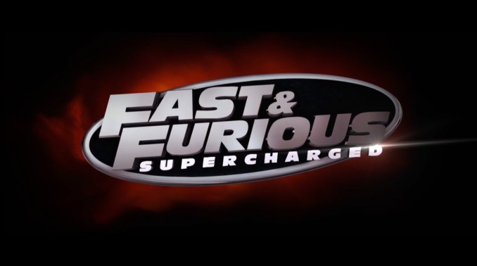 Fast & Furious – Supercharged2