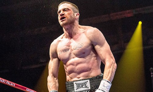 Jake Gyllenhaal-Southpaw