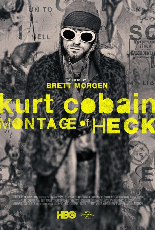 Kurt Cobain Montage-Of-Heck