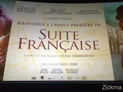 Suite française avp 2