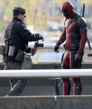 Deadpool-Photo tournage(6)