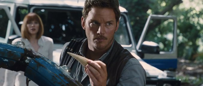 Jurassic World-Chris Pratt