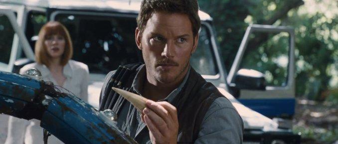 Jurassic World-Chris Pratt