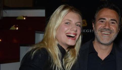 Mélanie Laurent et José Garcia