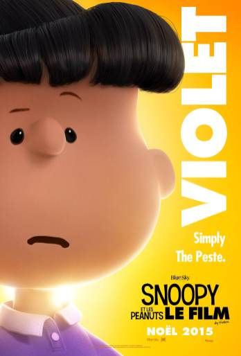 SNOOPY Violet