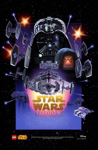 Star Wars Lego ep 5