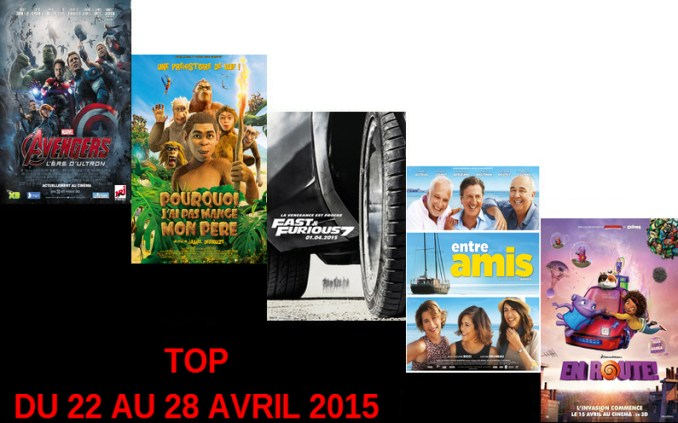TOP 22 AU 28-4-2015