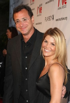 Bob Saget et Lori Loughlin