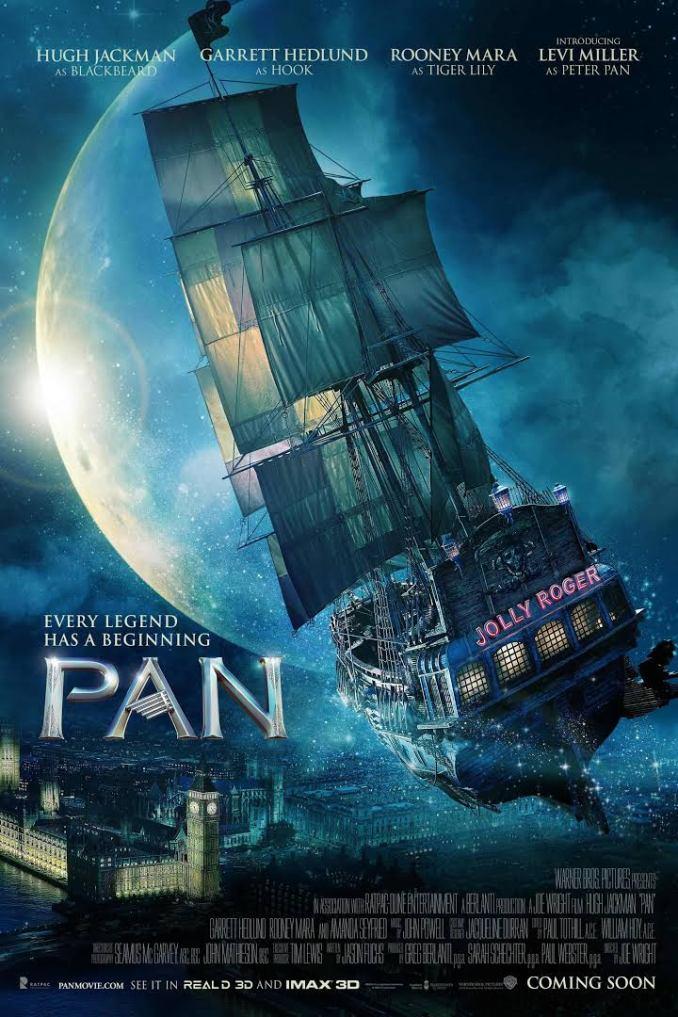 Pan affiche US