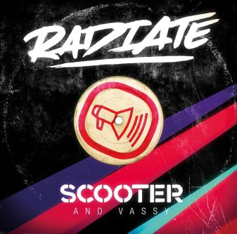 Scooter Radiate original