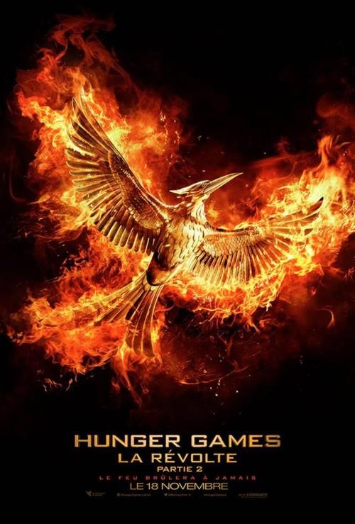 Hunger Games La Révolte - Partie 2-Affiche