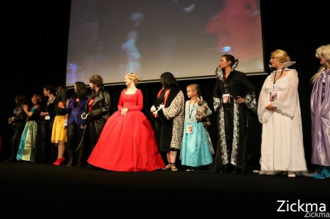 Once upon a time convention AVP29