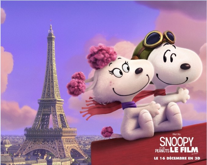 Snoopy film photos 1